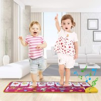 CELE Baby Piano Mats Touch Play Game Dance Music Carpet Mat Baby Early