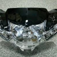 Batok Lampu Depan Komplit Vega R New 645 143