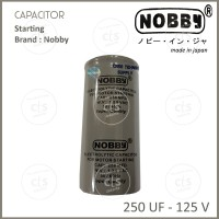 Kapasitor - Capacitor Starting 250 Uf - 125V - Part Kom TBT
