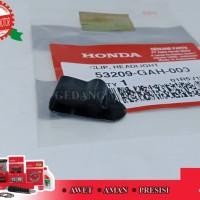 KLIP CLIP HEADLIGHT KLIP LAMPU DEPAN ORIGINAL HONDA 53209-GAH-000