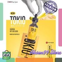 HOT Product TOKIO BANANA 60ML 6MG LOKAL E-LIQUID VAPORIZER Premium