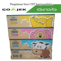 Susu ultra Mimi UHT 125 ml x 40 pcs Full Cream/Coklat/Strawbery/Vanila
