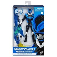 lightning collection power rangers in space psycho ranger