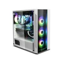 Computer Case Deepcool MATREXX 55 ADD-RGB-3F WHITE