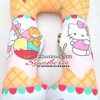 Bantal Hamil Maternity Pillows Motif Hellow kitty