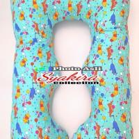 Bantal Hamil Maternity Pillows Motif kartun