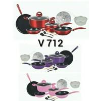 Cookware set Vicenza V712