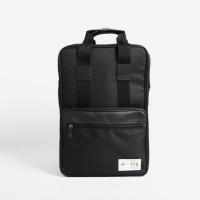 Tas Ransel Kuliah Laptop Pria Wanita - TFG Backpack Cayman 410 Black
