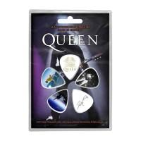 QUEEN - Brian May Plectrum Guitar Picks Pack