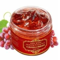 RWM red wine hydrating sleeping mask masker kecantikan wajah anggur