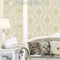 Wallpaper Dinding Classic Garis VICTORY VC102-1 - VC102-5