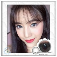 ORIGINAL Softlens Kitty Kawaii MINI ELLA GREY GRAY soflens softlense