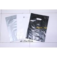 Plastik HD Putih 25x35 50Lembar/Plastik Packing Pond Oval