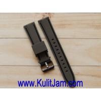 Tali Karet Jam Tangan AVANTE ITALY Rubber Type 1 Brown