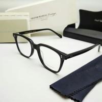 Frame Kacamata Minus Vintage Pria Wanita Oliver People NDG Premium