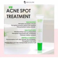 MS GLOW SALEP ACNE - PIMPLE SPOT ACNE