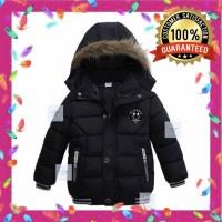 Jaket Tebal Anak Cowok Musim Dingin / Winter Jacket Coat Kids Boy - XL