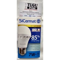 Lampu LED Si cermat 7watt warm