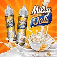 Milky Oats 60ML Authentic by Patriot27 liquid oat cereal milk