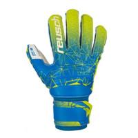 SARUNG TANGAN KIPER REUSCH 100% ORIGINAL GK FS-888 (Blue Lime)