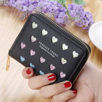 DOMPET WANITA DDL218 KOREAN FASHION TRENDY FASHION WALLET