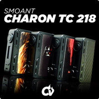 SMOANT CHARON TC 218 AUTHENTIC BOXMOD