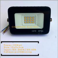Hemat Bergaransi Lampu LED sorot 10W Lampu tembak 10Watt 10 W outdoor