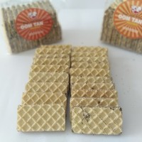 Wafer Coklat Oom Tan / Pack 300gr