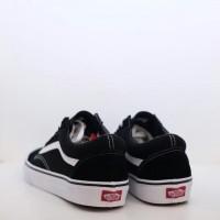sepatu Vans Oldskool Black/White Original