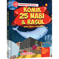 Komik 25 Nabi & Rosul