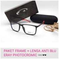 Kacamata Sport + Lensa Blueray Photocromic 👓🕶️   kacamata Pria