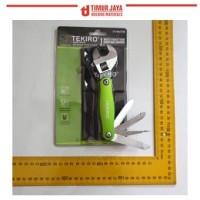 Tekiro KUNCI INGGRIS 7 in 1 Portable Multifunction Adjustable Wrench