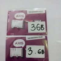 Kartu Perdana Axis 3 GB