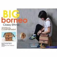 Gabag Cooler Bag Big Borneo free 2 ice gel Tas Asi Gabag Borneo