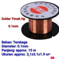 solder Timah Hp 0.1mm