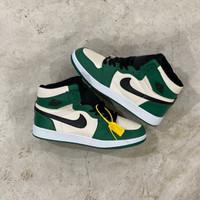Nike Air Jordan Green Toe Hi