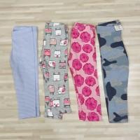 Celana legging anak bayi branded ori zara 9-12 bulan long pant baby
