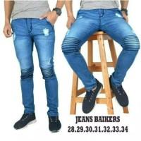 Terbaru Celana Jeans Panjang Pria Sobek Original Clana Levis Cowok