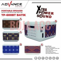 Speaker Advance TP600BT