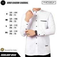 Baju pria koko dewasa busana muslim fashion muslim 005
