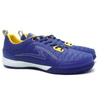 Sepatu Futsal Specs Metasala Nativ IN Navy Peony/Yellow