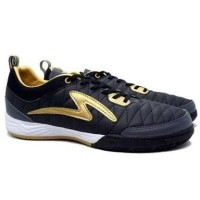 Sepatu Futsal Specs Metasala Nativ IN Black/Gold