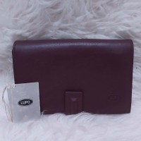 Nwt dompet kulit (merk Lupo auth made in Spain)