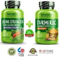 naturelo bone strength+turmaric