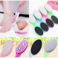 Pedicure paddle brush 4 step in 1