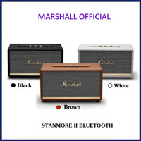 Marshall Stanmore II High Quality Wireless Bluetooth Speaker - Hitam