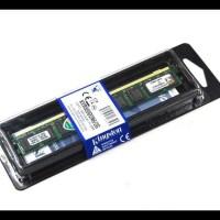 TERBARU RAM DDR 2 2GB KINGSTON PC-6400 BARU!!! KODE023