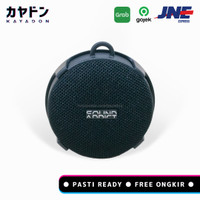 SOUND ADDICT Bicycle Speaker Bluetooth Waterproof IPX7 Speaker Sepeda