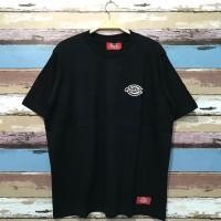 Kaos T Shirts Premium Replika Mirror Dickies Gas Monkey Black