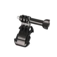 J-Hook Mount Adapter + Screw For Action Cam Xiaomi Yi / GoPro / Brica